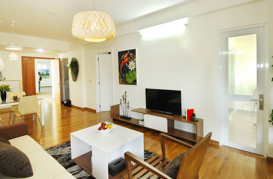 căn hộ mẫu 9 view apartment 4