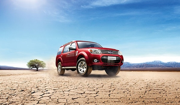 gia xe ford everest moi nhat