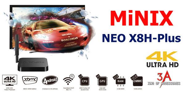 Trên tay Minix Neo X8H Plus2