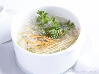 soup ga nhi tuyet