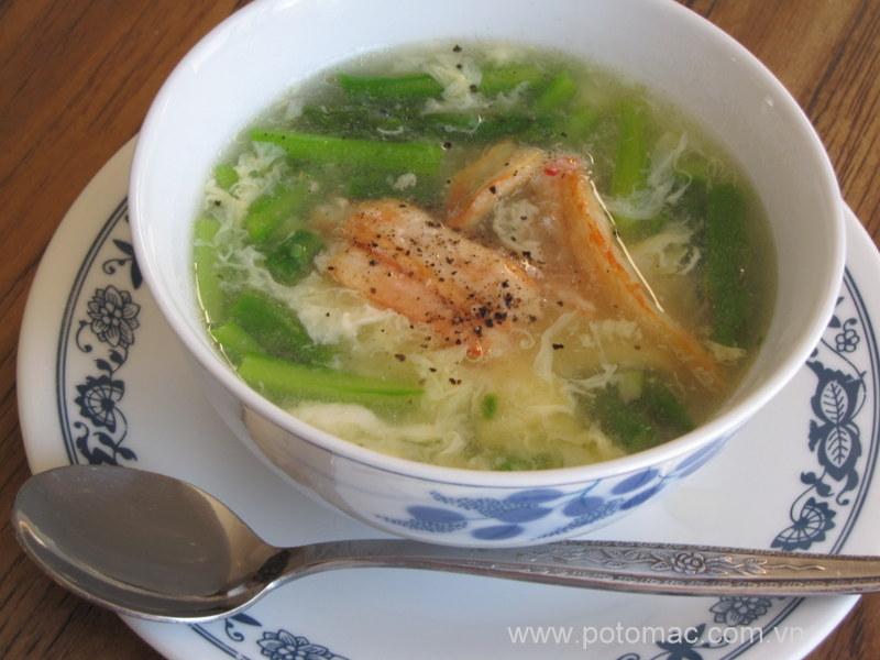 soup mang tay thit cua