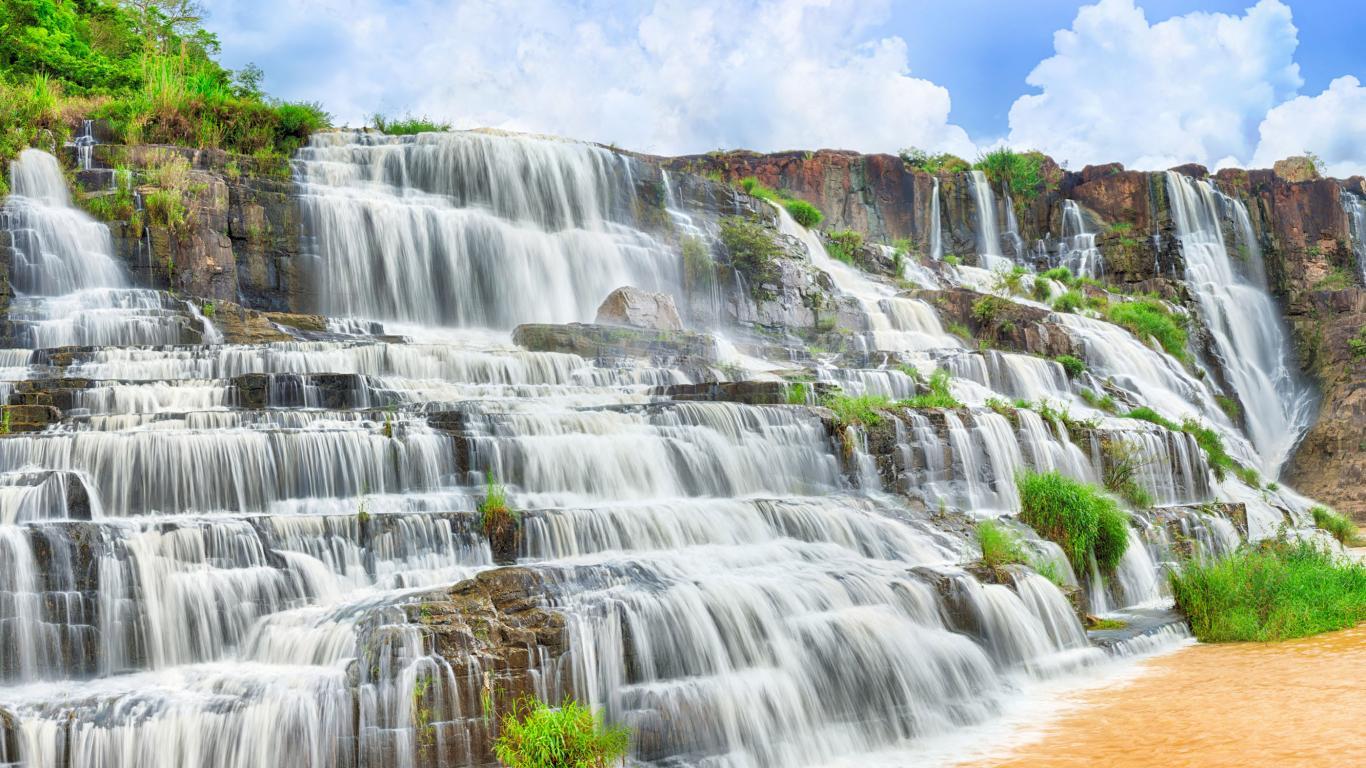 thác Ponguor