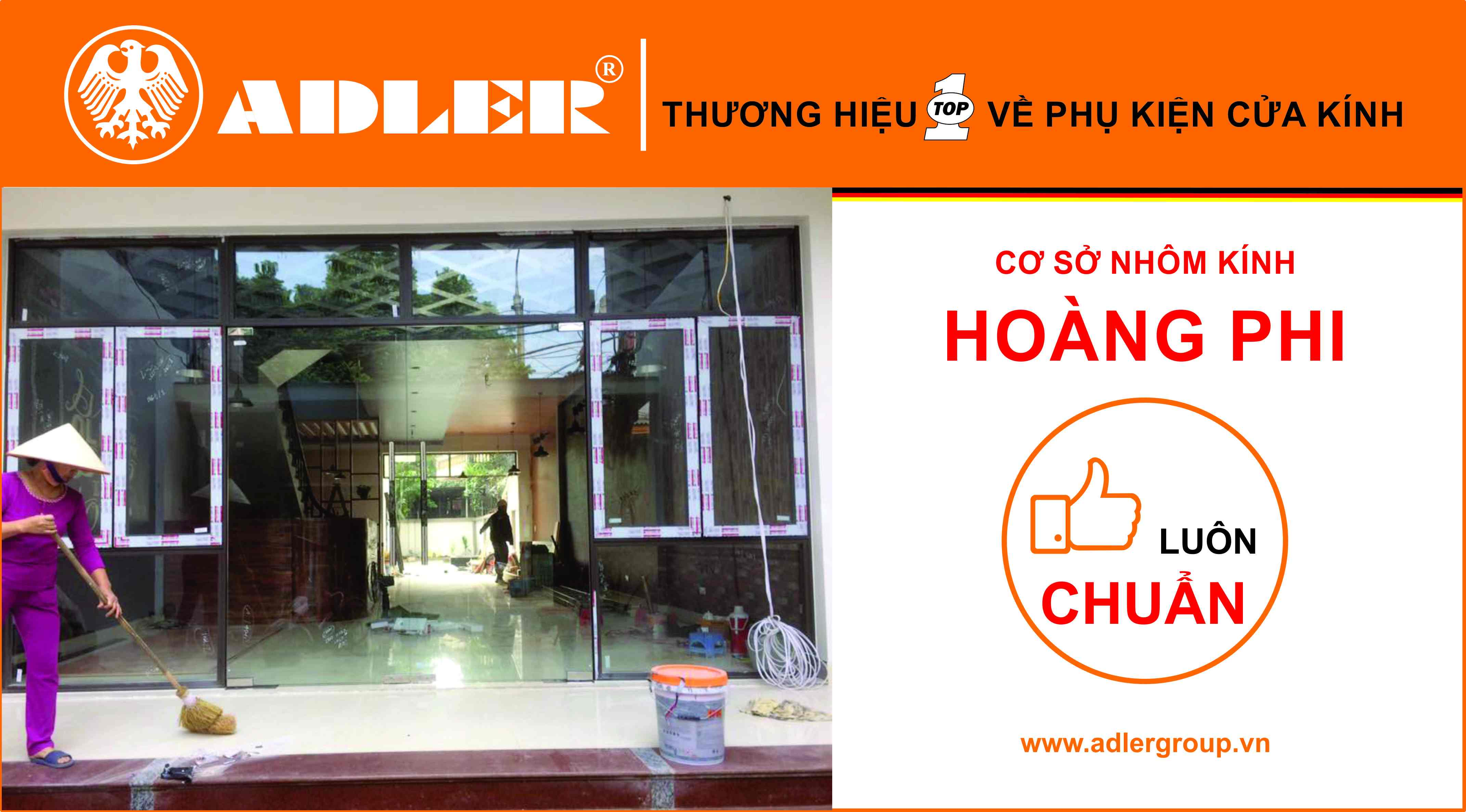 NHÔM KÍNH HOÀNG PHI