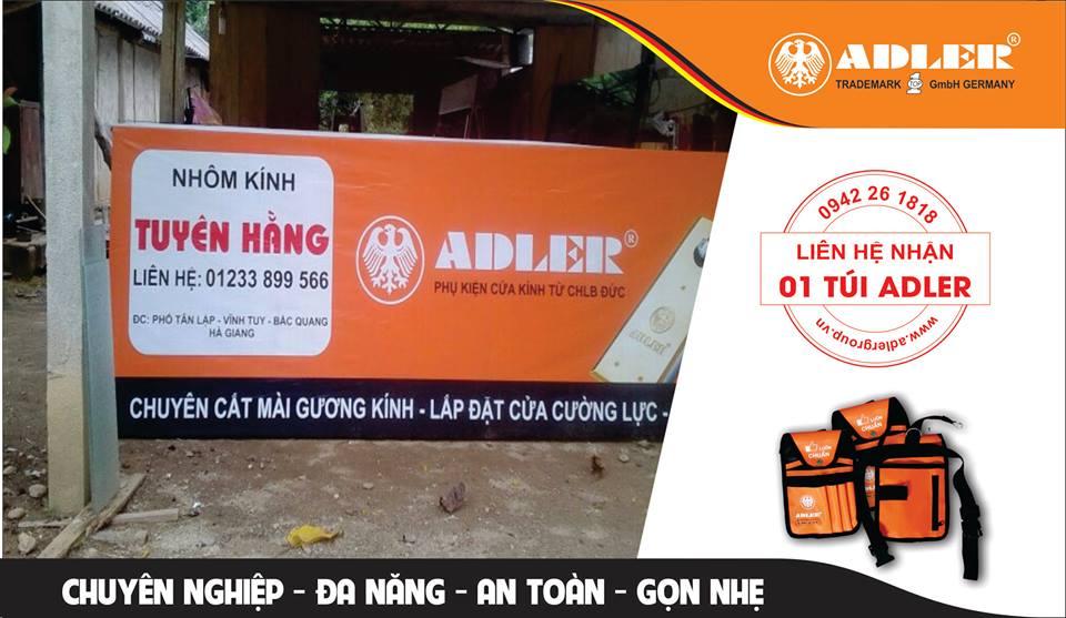 Nhôm kính Tuyên Hằng tại Hà Giang.