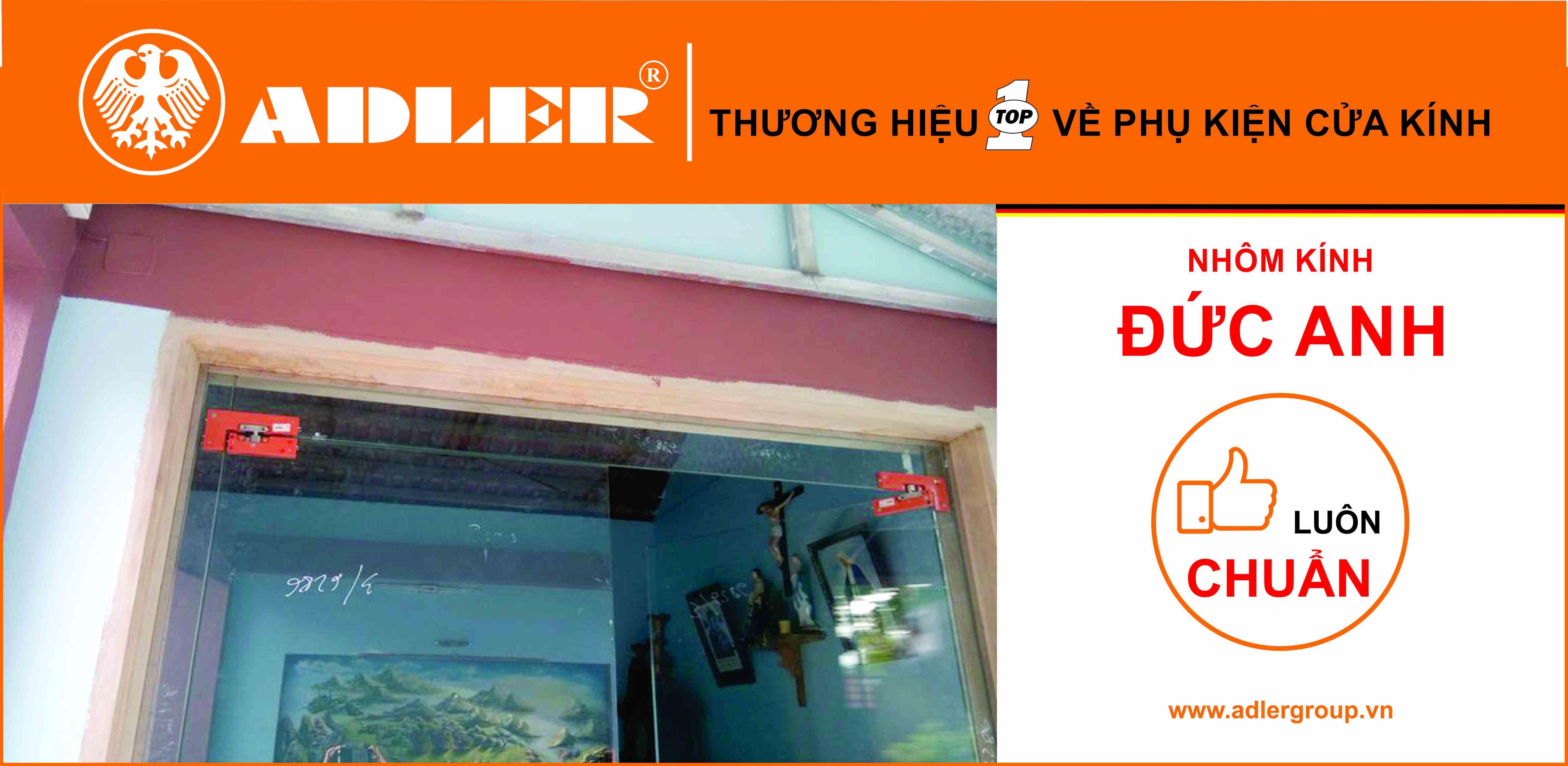 Adler khoe sắc cam tươi sángtrong 1 dự án ở Thanh Hóa