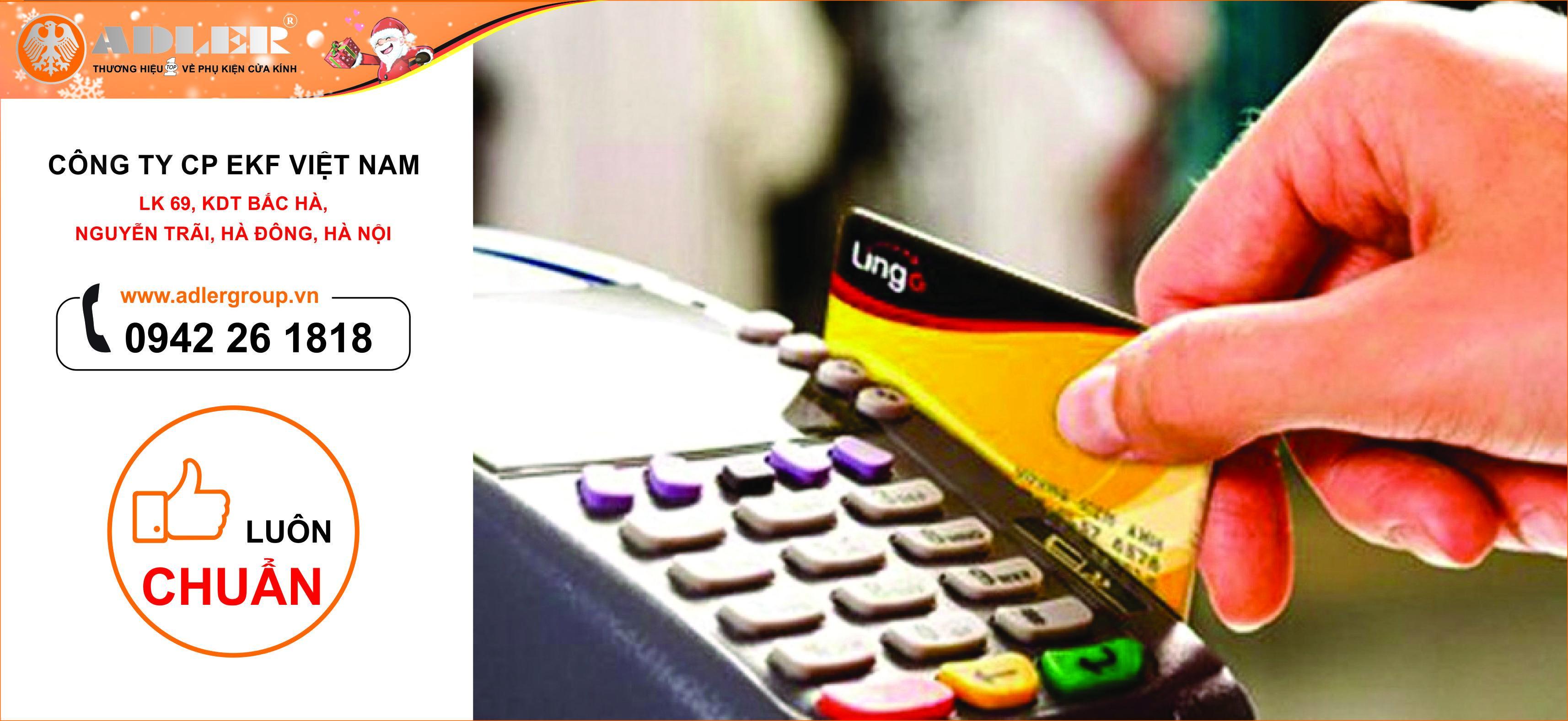 Việc quẹt thẻ sẽ làm bạn khó lòng kiểm soát được nỗi thèm muốn