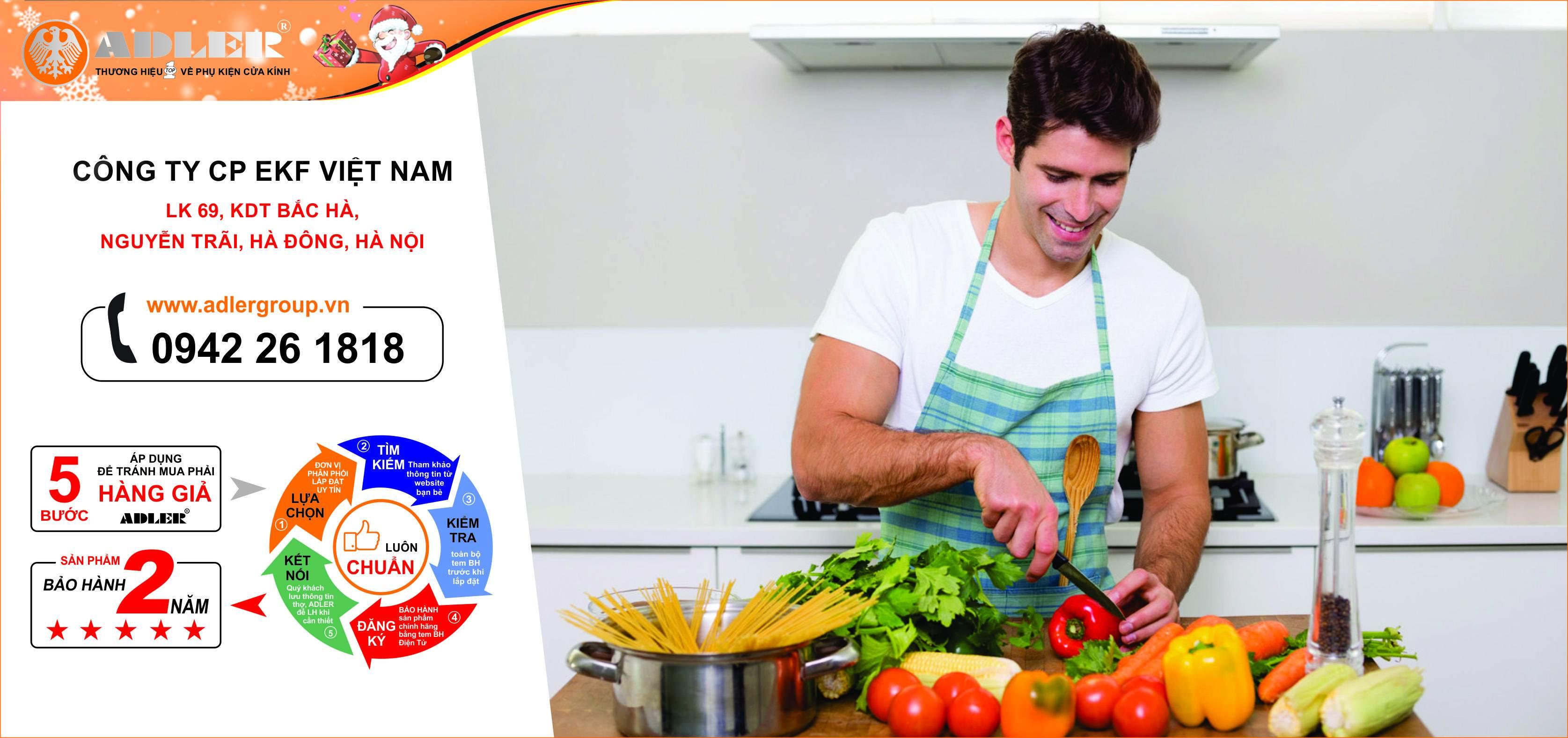 Hãy tự nấu ăn hàng ngày