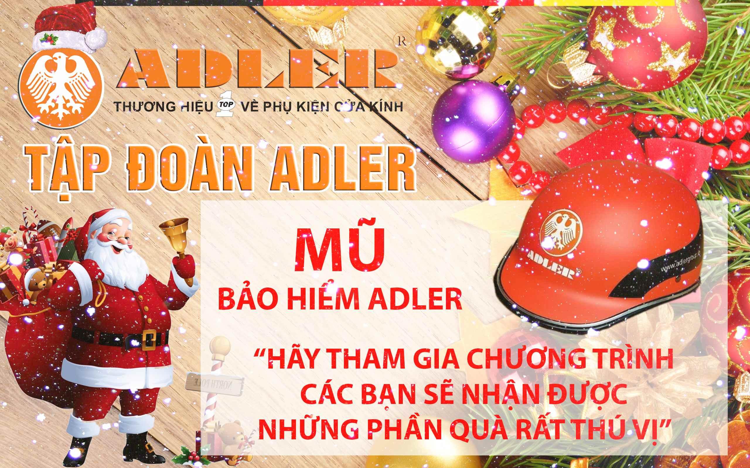 01 mũ bảo hiểm Adler