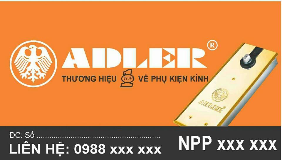 Thay ảnh đại diện có Logo Adler - Nhận quà may mắn