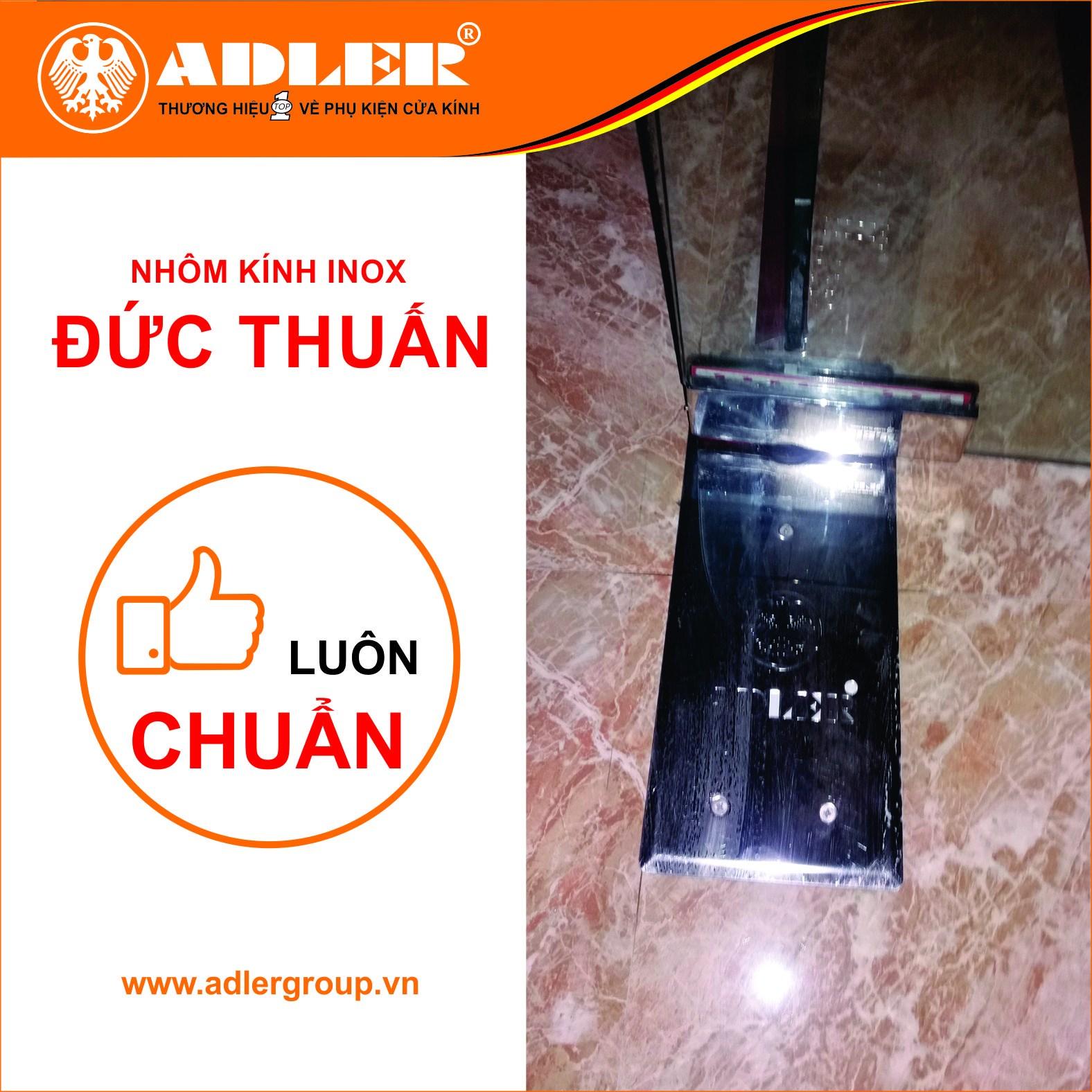 Bản lề sàn Adler - Chất lượng thương hiệu uy tín trên thị trường Việt.