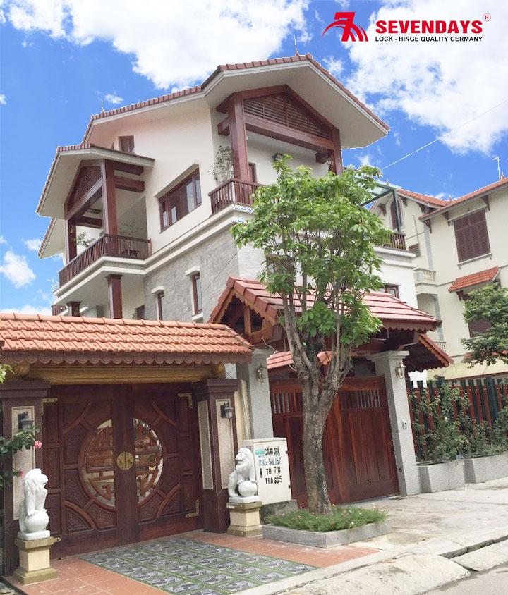 Biệt thự Bắc Ninh