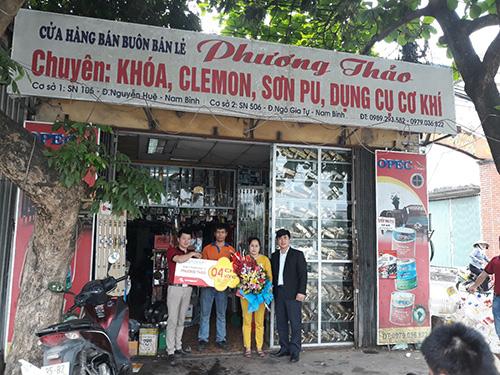 Chi nhánh ĐL Phương Thảo là cơ sở phân phối uy quyền của SEVENDAYS  ở Ninh Bình 1