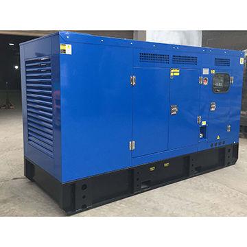 Máy phát điện cummins 200kva nhập khẩu