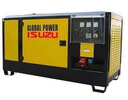 máy phát điện Isuzu Nhật