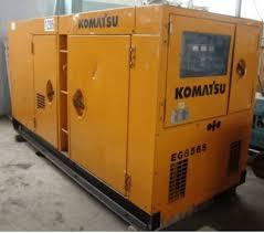 máy phát điện 250kva komatsu