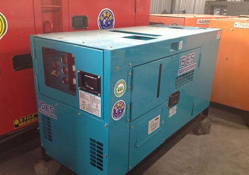 máy phát điện mitsubishi 15kva