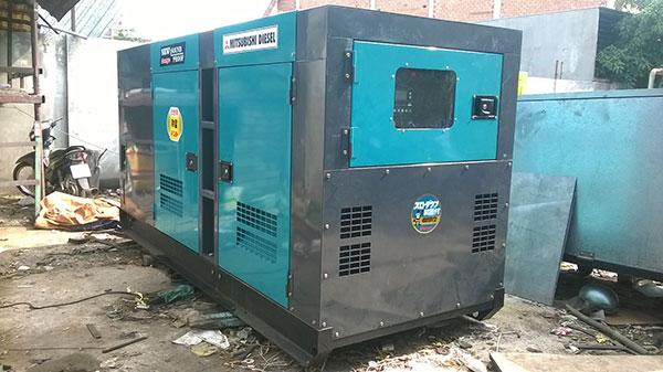 máy phát điện mitsubishi 350kva