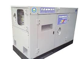 máy phát điện yanmar