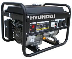máy phát điện xăng hyundai