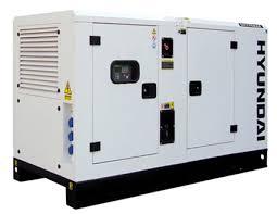 máy phát điện hyundai dầu diesel