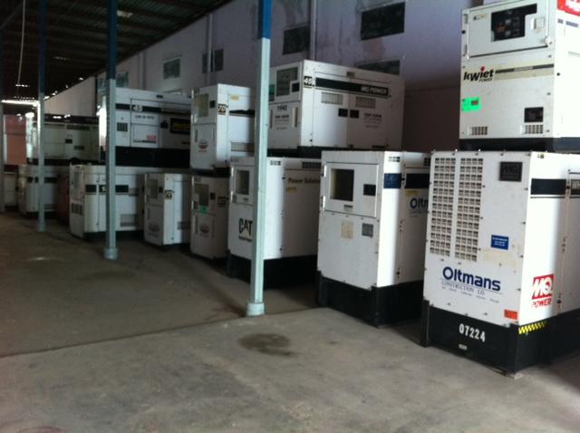 Cung cấp máy phát điện tại Hải Dương