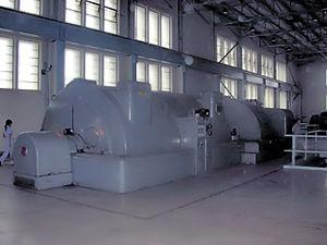 Máy phát điện tuabin hơi nước