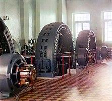 Máy phát điện xoay chiều