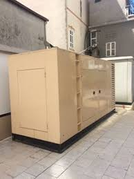 Máy phát điện Cummins 400kva cũ
