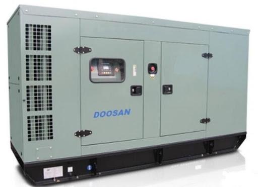 Máy phát điện Doosan 150KVA