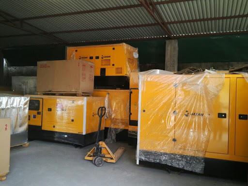 Máy phát điện 50kva nhập khẩu