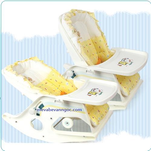 Ghế ăn bột đa năng cho bé Hàn Quốc DS – 110