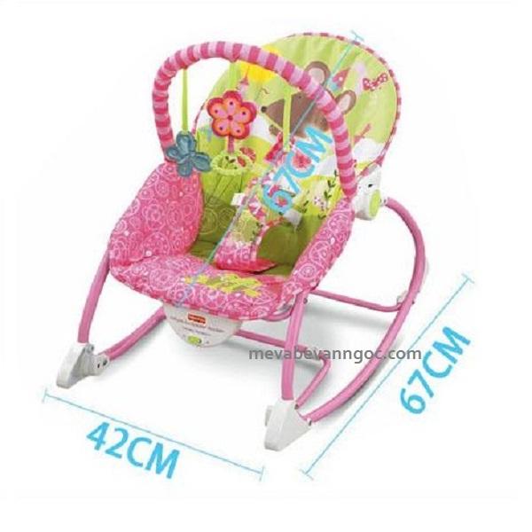 Ghế rung em bé Fisher price – W2583