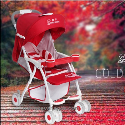Xe đẩy du lịch trẻ em Golden Baby - A1