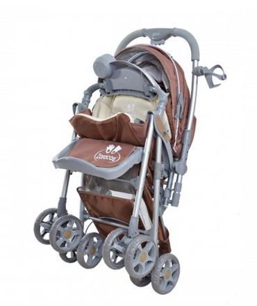 Xe đẩy cho em bé ZARACO VENZA 9586