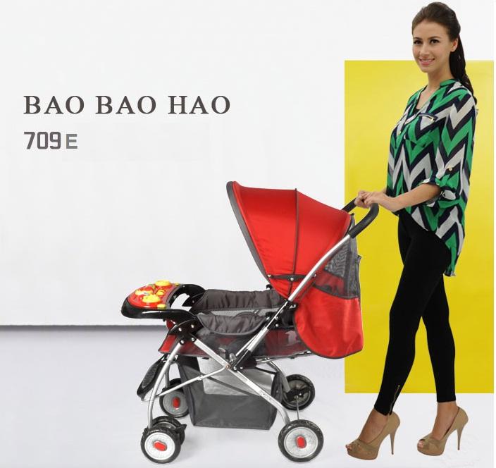 Xe đẩy em bé baobaohao709E