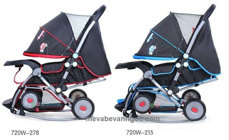 Xe đẩy cho bé đa năng 720W.
