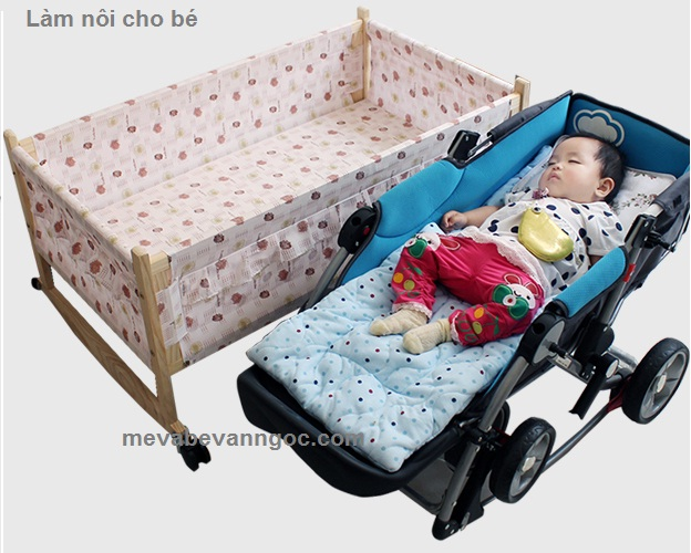 Xe đẩy em cho bé đa năng BaoBaoHao 720N