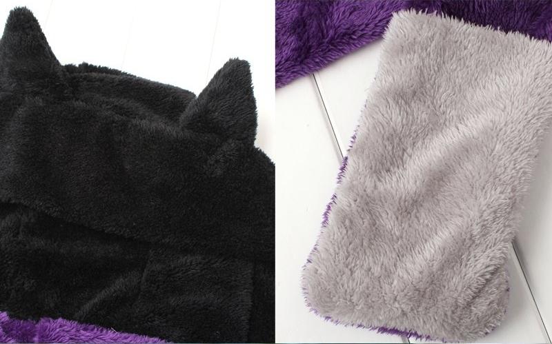 khăn mũ găng tay