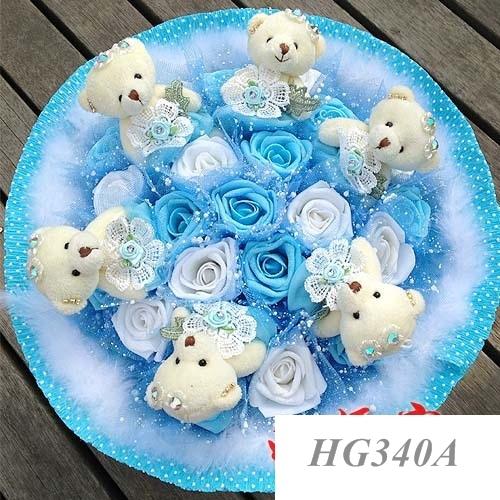 hoa gau bong 6 gau 21 hoa