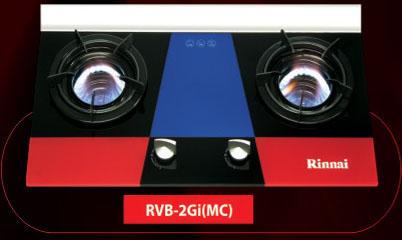 Kết quả hình ảnh cho Bếp gas âm Rinnai RVB-2Gi(MC)