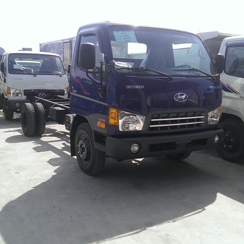 Xe tải hyundai hd99 7 tấn