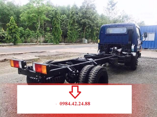 Đại lý xe tải Đô Thành 8 tấn