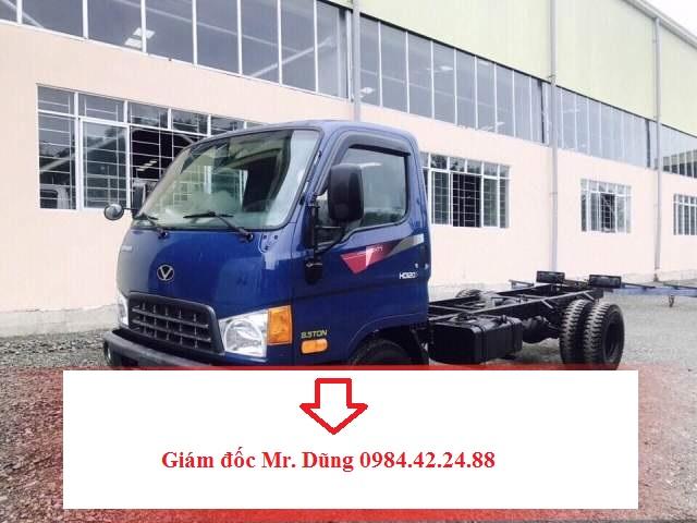 Xe Hyundai 8 tấn Đô Thành