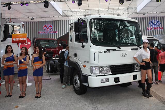 xe tải trọng lớn