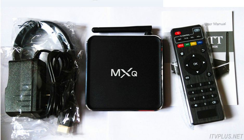Android TV Box MXQ M125