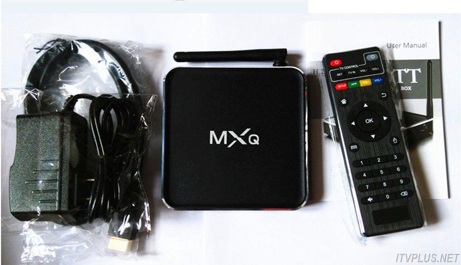 Android TV Box MXQ M125