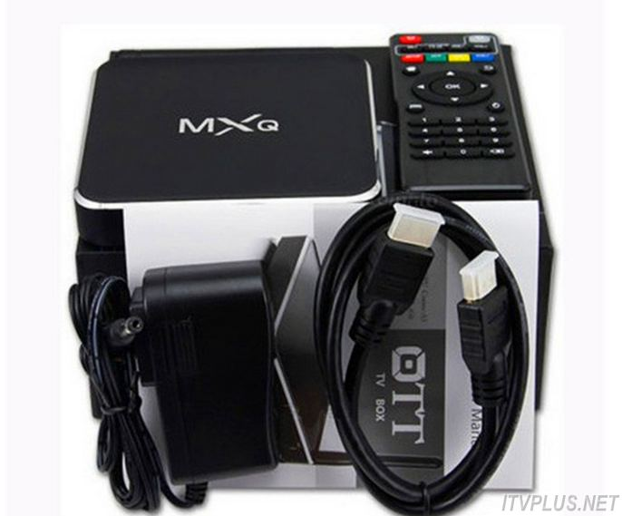 Android TV Box MXQ M127
