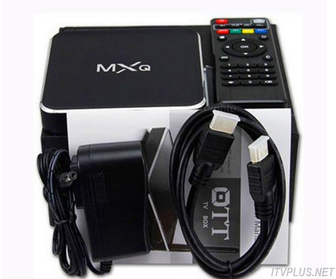 Android TV Box MXQ M127