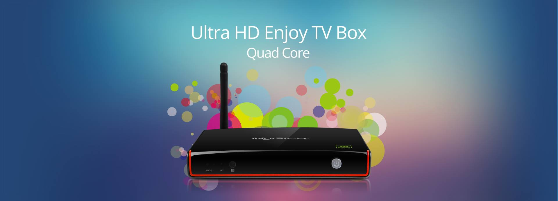 Android TV Box MyGica ATV1800E Plus
