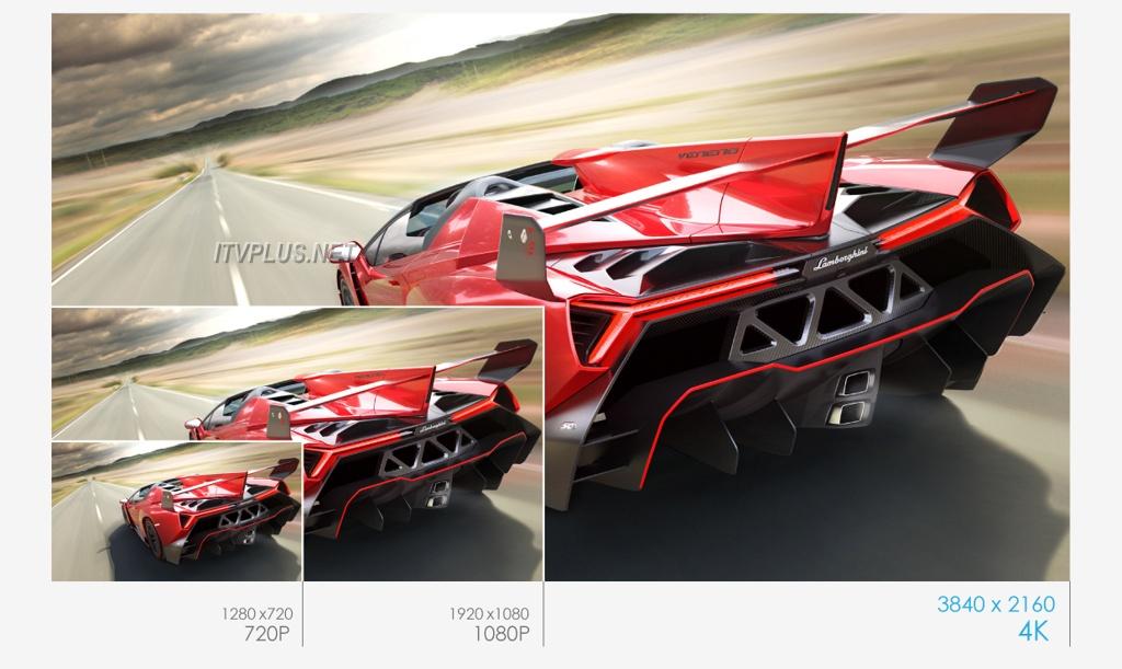 MYGICA ATV1900AC Hỗ Trợ Độ Phân Giải 4K
